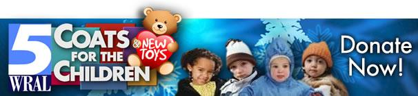 Coats for Children Header