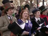 UNC-TV, WakeMed, 'Christmas Carol'ers