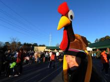 Jeffrey Camarati captures images from the 2012 Ridgewood Turkey Trot on Thursday, Nov. 22, 2012.