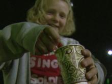 Fayetteville girl raises money for Bragg soldier gift bags