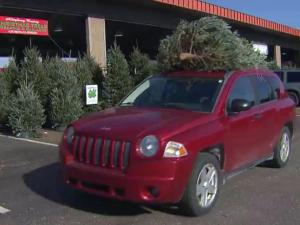 NC Christmas tree sales