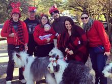 2015 WRAL-TV Raleigh Christmas Parade