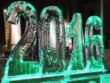 Families ring in the New Year at First Night celebration