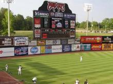 Carolina Mudcats vs West Tenn Diamond Jaxx at Five County Stadium June 11th- June 15th