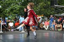 Centerfest Irish Dancers