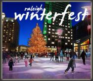 Raleigh Winterfest for Out&About