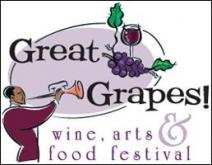 Great Grapes! Wine, arts & food festival