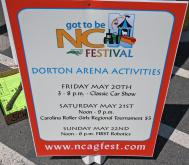 A three day celebration of North Carolina, Got to be NC features North Carolina's agricultural.