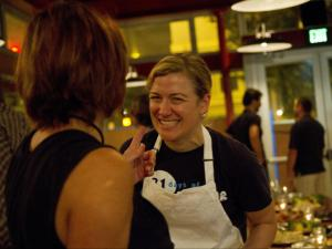 Chef Ashley Christensen (Photo by Victor Chavez)