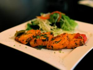 Tandoori Paneer Tikka at Mantra