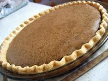 The Angus Barn's Chess Pie
