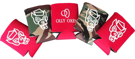Olly Oxen - Koozies