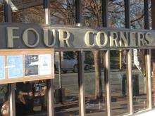Four Corners sits on a prime Chapel Hill intersection, and it is named for Dean Smith's infamous offense.