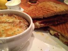 Rockwell's American Grill Grilled Cheese