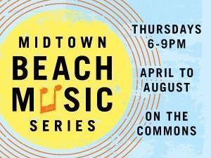 Midtown Beach Music Series 2012