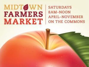 Midtown Farmers Market 2012