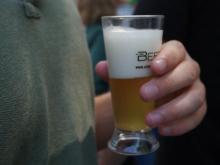 The World Beer Festival in downtown Raleigh marked a seventh straight sell-out year April 14, 2012.