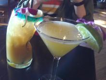 Creative summer cocktails at Jibarra