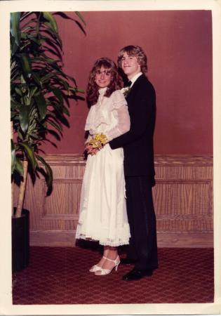 Can you guess which WRAL reporter is featured in this prom photo?