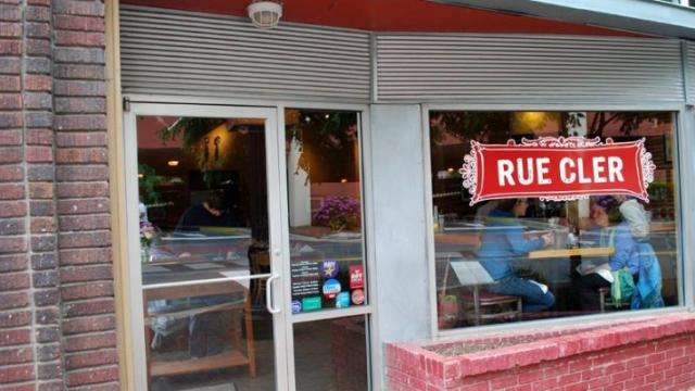 Rue Cler in Durham is one of Out&About's top picks for brunch.