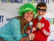 Our lens on the Beach Music Series at North Hills on May 10, 2012. Craig Woolard took the stage.
