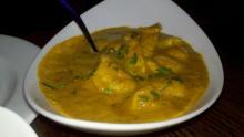Chicken Korma at Mantra.
