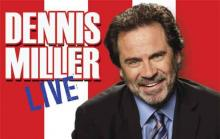 Dennis Miller (Image from DPAC)