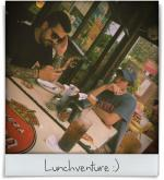 Lilly's Pizza: Lunchventure :)