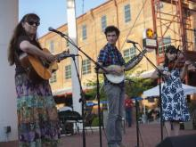 Downtown Durham's popular summer music series is moving across the street  to accommodate bigger crowds, longer concerts and added attractions this year.