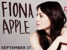 Fiona Apple (Image from the DPAC)