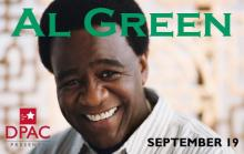Al Green (Image from the DPAC)