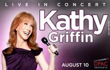 Kathy Griffin (Image from the DPAC)