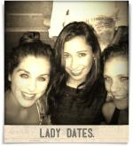 Raleigh Times Bar: lady dates.