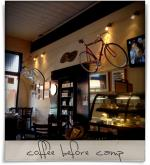 Benelux Cafe: coffee before camp