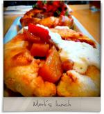 PieBird: Mark's lunch
