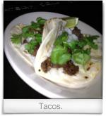 Five Star Restaurant: Tacos.