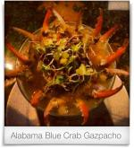 Battistella's: Alabama Blue Crab Gazpacho