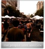 The Big Easy: the people love america