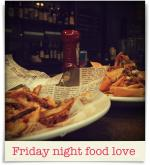 Tyler&#039;s Restaurant &amp; Taproom: Friday night food love 