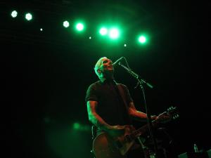 Everclear performed as part of the Summerland Tour at the Raleigh Amphitheater on Saturday, July 14, 2012 in Raleigh. (Photo by Jack Morton)