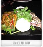Margaux's Restaurant: Seared Ahi Tuna