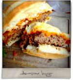 Boylan Bridge Brewpub: Awesome burger