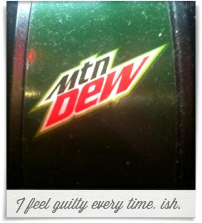 Taken at Armadillo Grill.  Comment: I feel guilty every time. ish.