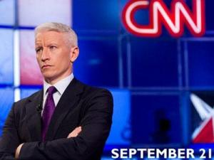Anderson Cooper will be at the DPAC Sept. 21, 2012. (Image from the DPAC)