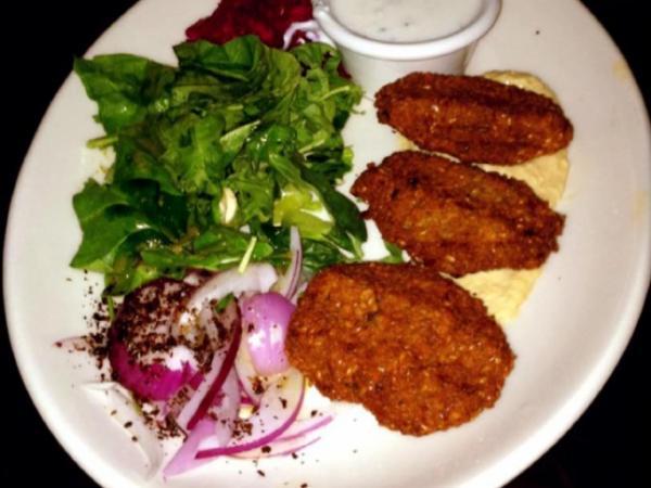 Talulla's Restaurant: Falafel
