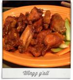 Buffalo Brothers Pizza & Wing: Wingz y'all