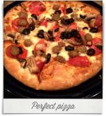 Buffalo Brothers Pizza & Wing: Perfect pizza