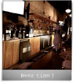 Busy Bee Cafe: Beer time !