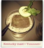 Fox Liquor Bar: Kentucky maid!! Yuuuuum!