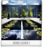 North Carolina Museum of Art: Rodins garden 2
